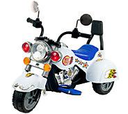 Lil Rider Road Warrior Motorcycle 6V Ride-On - T127207