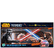 Star Wars Panoramic Photomosaics Duel on the Death Star Puzzle - T127507