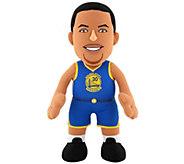 Bleacher Creatures NBA Warriors Steph Curry 10Plush Figure - T128809