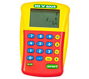 Educational Insights See N Solve Visual Calculator - T128511
