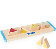 Guidecraft Starter Triangle Fractions - T128911