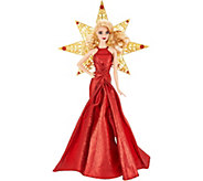 2017 Holiday Keepsake Collector Barbie Doll by Mattel - T35014