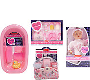 Melissa & Doug Lets Play Dolls Bundle - T127515