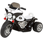 Lil Rider Mini Three-Wheel Police Chopper - T127615