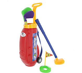 Hey! Play! Toy Golf Play Set with