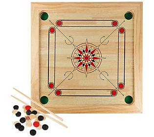 Hey! Play! Carrom Board Game Classic Strike