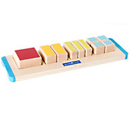 Guidecraft Starter Square Fractions - T128917