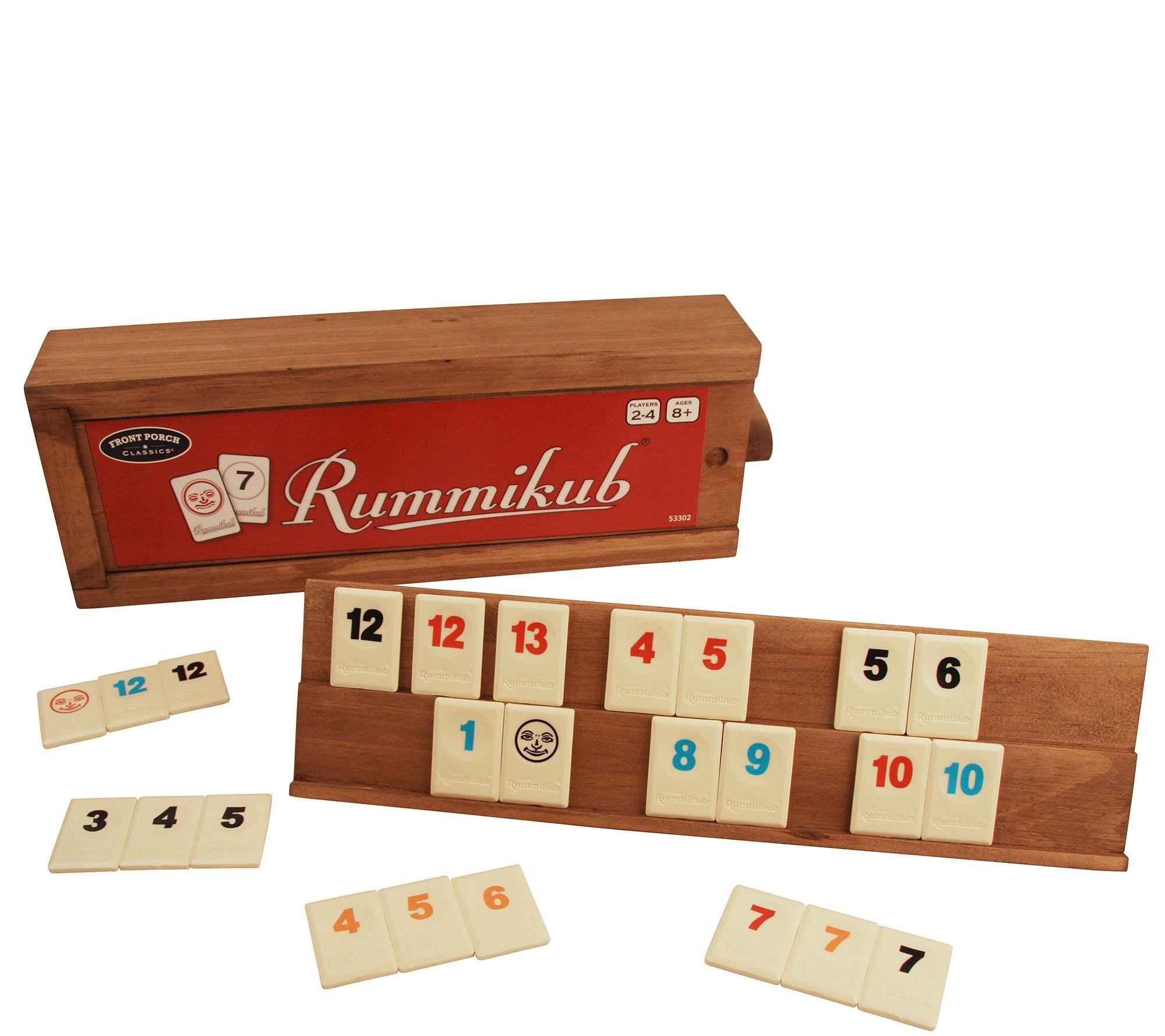 Rummikub Vintage-Style Gift Box Edition