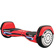 Razor Hovertrax 2.0 Red Self-Balancing Smart Scooter - T128121