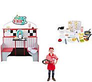 Melissa & Doug Lets Play Star Diner Bundle - T128123