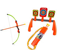 Hey! Play! Kids Bow and Arrow Set - T129023