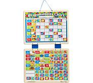 Melissa & Doug Magnetic Responsibility Chart - T127829