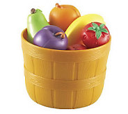 Learning Resources New Sprouts Bushel of Fruit - T126130