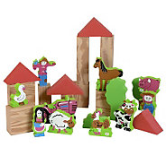 My Soft World Farm 29-Piece Foam Toy - T123831