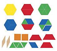 Giant Magnetic Pattern Blocks - T126132