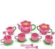 Melissa & Doug Bella Butterfly Tea Set - T127835