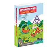 Magformers Educational Puzzle 7-Piece Set - T128837