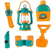 Hey! Play! Pretend Play Camping Set - T128741