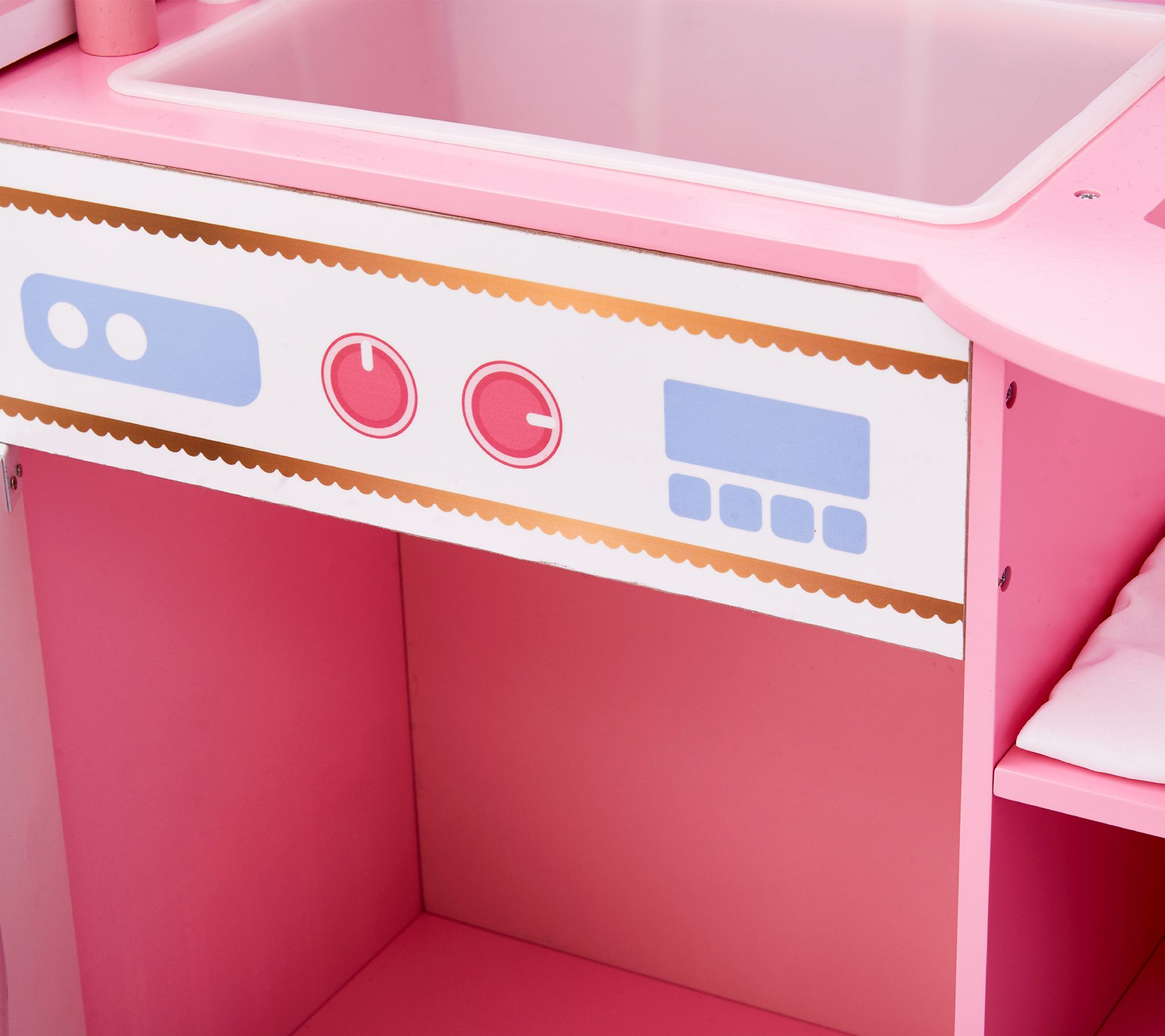 Olivia S Little World Clic Doll Changing Station Dollhouse Qvc