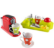 Hey! Play! Coffee Maker Toy Set - T128745