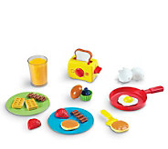 Pretend & Play Rise & Shine Breakfast St by Learning Resource - T123749