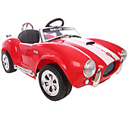 Shelby Cobra One-Seater Ride-On Car - T127251