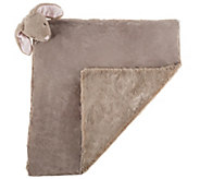 Happy Trails Baby Security Blanket Stuffed Animal - T128753