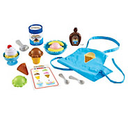 Pretend And Play Ice Cream Shop by Learning Resources - T125759