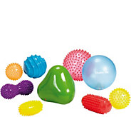 Edushape Sensory Ball Set of 9 - T128259