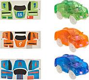 Twister Trax Set of 3 LED Cars - T35662
