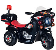 Lil Rider SuperSport Three-Wheeled Motorcycl eRide-on - T127363