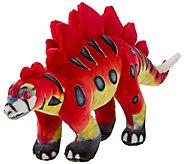 Melissa & Doug Plush Stegosaurus - T128863