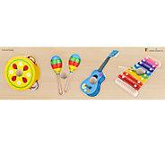 Edushape Music Instruments Giant Puzzle - T128965