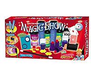 Ideal 100-Trick Spectacular Magic Show Set - T124366