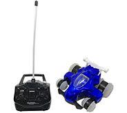 HoverQuad Mini Remote Control Light-Up Stunt Vehicle - T128767