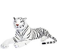 Melissa & Doug Plush White Tiger - T128869