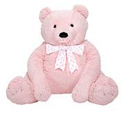 Melissa & Doug Jumbo Pink Teddy Bear - T128871