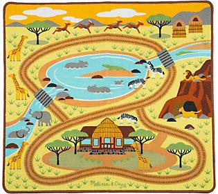 Melissa & Doug Round the Savanna Safari
