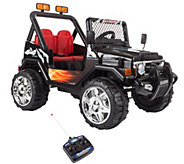 Lil Rider Battery-Operated All-Terrain Vehiclewith Remote - T128673