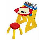 Crayola Fold N Go Art Studio - T124476