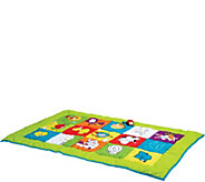 Edushape Double-Sided Baby Mat - T128277