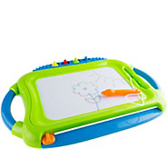 Hey! Play! Multi-color Magnetic Drawing Board with Accessories - T127879