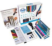 3Doodler Create  Master Creator Pen Set Blue - T130880