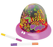 Glow Dome 3D Light Up Drawing Sphere - T128581