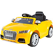Lil Rider Audi TTS Roadster 6V Battery-PoweredRide-on Car - T127883