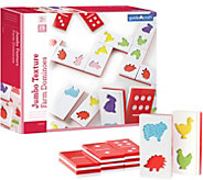 Guidecraft Jumbo Texture Farm Dominoes - T128083