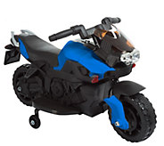Lil Rider 2-Wheel Motorcycle with Training Wheels - T129083