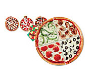 Pizza Fraction Fun Jr. by Learning Resources - T119185