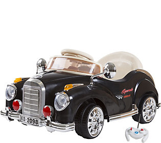 Lil' Rider Kids Battery Operated Classic Ride-On