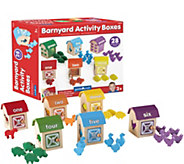 Guidecraft Barnyard Activity Boxes - T128085